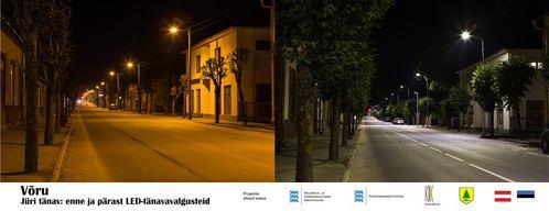 ff95719f495 Seitse linna said 18 miljoni euro eest uued LED-valgustid